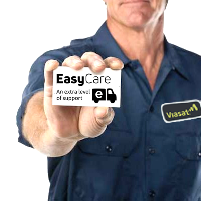 Get Viasat EasyCare Protection - FREE for Three Months!